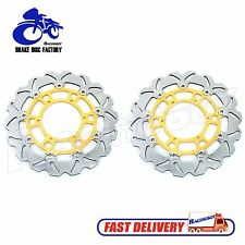L+R BMW Front Brake Disc Rotor F700 GS F800GS ADVENTURE 2013 2014  F800 GS 09-14