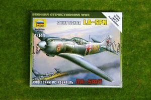 Zvezda LA-5FN SOVIET FIGHTER 1/144 scale 6255