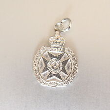 Royal Green Jackets sterling silver charm (464)