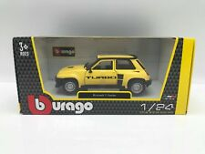 Renault 5 Turbo 1982  - gelb - 1:24 Bburago    >>NEW<<
