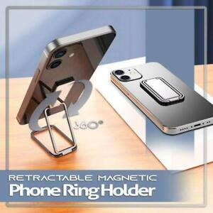 Retractable Magnetic Phone Ring Holder GOOD