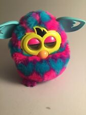 Furby Boom Hasbro 2012 Pink Purple Teal Fully Working so cute