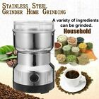 Electric Stainless Steel Home Grinding Milling Machines Coffee Bean Nut Grinder