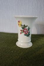 Hutschenreuther Vase mit Blumen Dekor (K1)