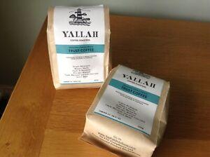 2 X 250g Yallah Coffee Roasters Seasonal Single Origin Nicaraguan Coffee Beans