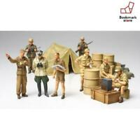 New TAMIYA No.61 German Army African Legion Infantry Set F/S from Japan