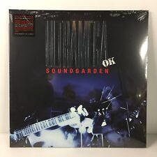 Soundgarden - Ultramega OK [2017 Reissue] [LP] (Vinyl, Mar-2017, 2 Discs) NEW