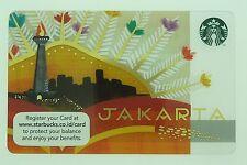 Starbucks Card 2015 Indonesia Jakarta