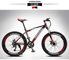Cyber Black&Red EURO 27.5 inch  24 Gears Shimano  Mountain bike,Alloy Frame,DISC