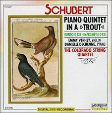 Schubert: Forellenquintett (CD, Oct-1990, Laserlight)