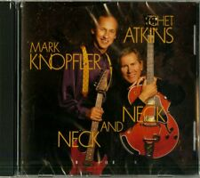 Mark Knopfler Chet Atkins Neck And Neck CD Nuovo Sigillato