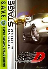 Subtitles Initial D DVDs & Blu-ray Discs
