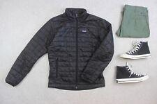 Patagonia - Nano Puff Down Jacket Coat - Black - Small