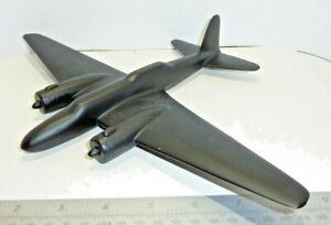 Aircraft ID Recognition Spotter Model Aluminium Mitsubuishi Ki21  ? Verkuyl