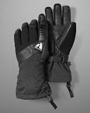 NEW! Eddie Bauer Touchscreen Claim Ski Snowboard Glove First Ascent Black Large