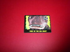 OUTER LIMITS trading card #20 Bubbles Inc. 1964 tv horror sci-fi PRINTED IN USA