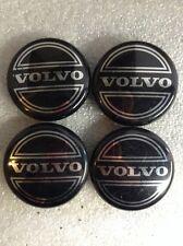 VOLVO WHEEL CENTER CAP HUB CAPS ONE SET OF 4 OEM 8646379  #3