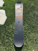 Bataleon Flight Freestyle Snowboard 162 cm