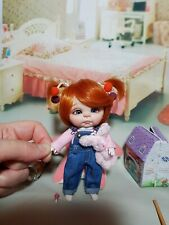 Ob11 custom doll.Ooak art Obitsu dolls