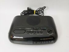 Panasonic RC-6099 Alarm Clock Radio * AM/FM * Good Working Condition