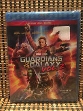 Guardians of the Galaxy Vol. 2 (2-Disc Blu-ray/DVD, 2017)Marvel Avengers.