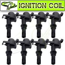 Set of 8 Ignition Coils For 2005 2006 2007 2008 2009 2010 Ford F-350 5.4L V8