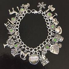 Outlander Charm Bracelet, Diana Gabaldon, Tv Show, Book Series, Novels, Historic