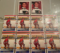 ERIC LINDROS 1990 Score Hockey #440 RC Lot of 10 Topps ROOKIE CARDS! INVEST!