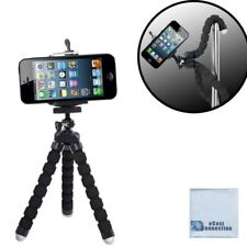 Tripod Camera With Cell Phone Holder Mount Stand Universal 2018 New Usa  Design