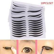 10pcs/bag Eyeliner Sticker Sexy Style Eye Tape Beauty Eyes Sticker Makeup Too_BE