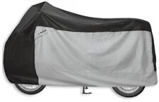3XL Cover for your Motorcycle Garage Held Heat Resistant Black Grey Bike NEW