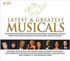 NEW Latest & Greatest Musicals (Audio CD)
