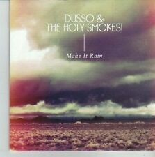 (CU972) Dusso & The Holy Smokes!, Make It Rain - 2012 DJ CD
