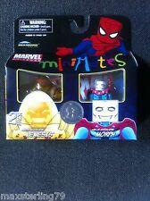 Marvel Minimates AOA NEMESIS & MORPH Age of Apocalypse TRU Wave 10 X-Men