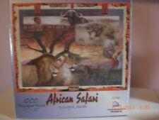 Sunsout - African Safari - 1000 pc puzzle