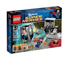 LEGO DC Comics Super Heroes Superman Black Zero Escape 76009 New