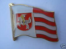 Dithmarschen Flag Pin, Pin, Flag, Badge