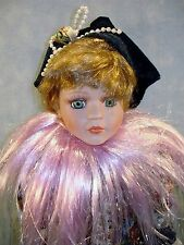 Dynasty Collection Irma Gheduzzi Annabel Beatrice Porcelain Doll