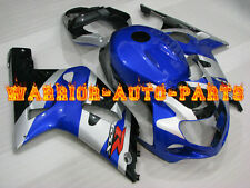 Fairing For Suzuki GSXR 600 750 K1 2001 2002 2003 Plastic Injection Bodywork M05