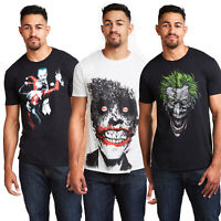 DC Comics Mens - The Joker Selection - T-shirts - Multicolored