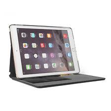 NEW Apple iPad 2/3/4 Leather Flip Case All Round Protection Slim Design *Black