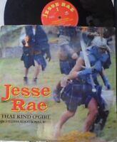 "JESSE RAE ~ That Kind O'Girl ~ 12"" Single PS"