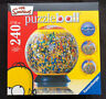 The Simpsons 240 piece 3D Puzzle Ball Complete with stand - Excellent Condition