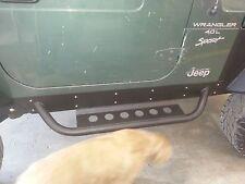 Jeep Wrangler YJ Rock Sliders D.I.Y. Kit