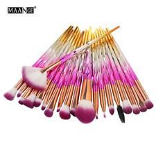 20PCS Make Up Foundation Eyebrow Eyeliner Blush Cosmetic Concealer Makeup Brush