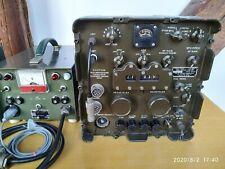 COLLINS Radio Ricevitore Valvolare U.S. ARMY SIGNAL CORPS R-392/URR