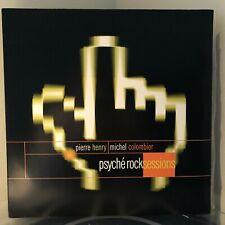 PIERRE HENRY MICHEL COLOMBIER Psyche Rock Sessions LP 2000 Philips EX / NM