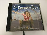k.d. lang - Even Cowgirls Get the Blues (Original Soundtrack, 1993) CD