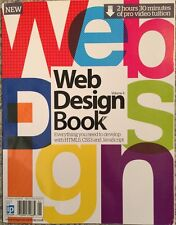Web Design Book Everything You Need To Develop Issue 4 2015 FREE SHIPPING