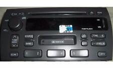 Deville Seville 2002+ CD Cassette U1R radio. OEM factory original stereo. REMAN